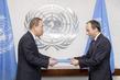 New Permanent Representative of San Marino Presents Credentials 1.0