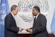 New Permanent Representative of Guyana Presents Credentials 1.0