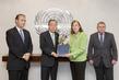 Secretary-General Receives Report of OPCW-UN Joint Investigative Mechanism 1.0