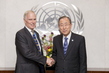 Secretary-General Meets Special Rapporteur on Extreme Poverty and Human Rights