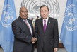 Farewell Call by Permanent Representative of Solomon Islands