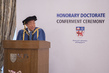 Secretary-General Receives Honorary Doctorate in Singapore 0.008387695