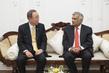 Secretary-General Meets Prime Minister of Sri Lanka