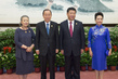 Secretary-General Meets President of China in Hangzhou 3.6943119