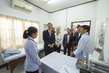 Secretary-General Visits Hospital in Vientiane, Lao People's Democratic Republic 3.6943119