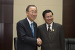 Secretary-General Meets Prime Minister of Lao People's Democratic Republic 3.6943119