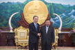 Secretary-General Meets President of Lao People's Democratic Republic 3.6943119