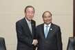 Secretary-General Meets Prime Minister of Viet Nam 3.6943119