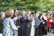 Peace Bell Ceremony in Observance of International Peace Day 0.5043914