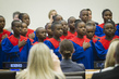 Voices of Haiti Children's Choir Performs at Sustainable Development Goals for Children Event 0.8697543