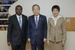 Secretary-General Attends Conference of the Global Fund to Fight Aids, Tuberculosis and Malaria 3.694443