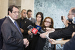 President of Cyprus Speaks to Press 0.65156996