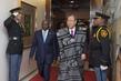 Secretary-General Meets President of Guinea-Bissau 1.0