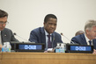 President of Zambia Addresses UN Summit for Refugees and Migrants 0.7956393
