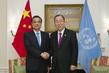Secretary General Meets Premier of China 1.0