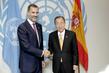 Secretary-General Meets King of Spain 1.0