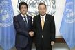 Secretary-General Meets Prime Minister of Japan 1.0