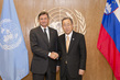 Secretary-General Meets President of Slovenia 1.5807352