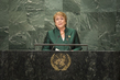 President of Chile Addresses General Assembly 1.0