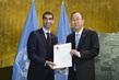 United Arab Emirates Ratifies Paris Agreement on Climate Change 4.6377797