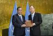 Brunei Darussalam Ratifies Paris Agreement on Climate Change 4.6377797
