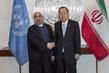 Secretary-General Meets President of Iran 2.8203032