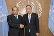 Secretary-General Meets Prime Minister of Pakistan 1.0