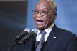 President of South Africa Briefs Media on Water 0.65159595