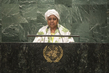Vice-President of Gambia Addresses General Assembly 0.07463591