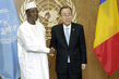 Secretary-General Meets President of Chad 1.0