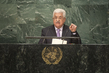 President of State of Palestine Addresses General Assembly 1.0487064