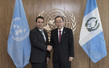 Secretary-General Meets President of Guatemala 2.8208213