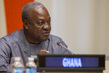 "President of Ghana Addresses High-Level Event ""Pathways to Zero Hunger"" 4.59559"