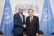 Secretary-General Meets Prime Minister of Belgium 2.8208213