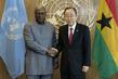 Secretary-General Meets President of Ghana 2.8208213