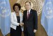 Secretary-General Meets Head of La Francophonie 2.8203032