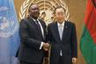 Secretary-General Meets President of Malawi 2.8203032