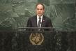 President of Albania Addresses General Assembly 3.2117283