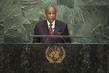President of Guinea Addresses General Assembly 3.2117283
