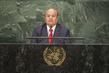 President of Yemen Addresses General Assembly 3.2117283