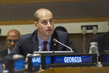Foreign Minister of Georgia Addresses Meeting on Regionalism and 2030 Agenda 0.26168445