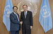 Secretary-General Meets Prime Minister of Mauritius 2.8203032