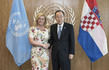 Secretary-General Meets President of Croatia 2.8203032