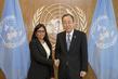 Secretary-General Meets Foreign Minister of Venezuela 2.8208213