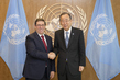 Secretary-General Meets Foreign Minister of Cuba 2.8208213