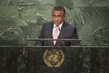 Prime Minister of Timor-Leste Addresses General Assembly 3.2120113