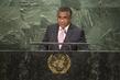 Prime Minister of Timor-Leste Addresses General Assembly 0.30392122