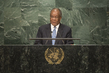 Prime Minister of Swaziland Addresses General Assembly 3.2120113