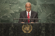 Prime Minister of Tonga Addresses General Assembly 3.2120113