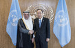 Secretary-General Meets Head of Organization of Islamic Cooperation 2.8203032